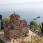 Church in Ohrid