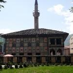 Coloured Mosque in Tetovo