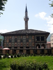 Coloured Mosque in Tetovo